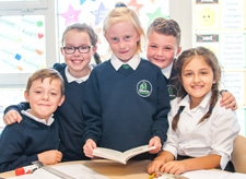 Pupils in a lesson at Willow Tree Primary School