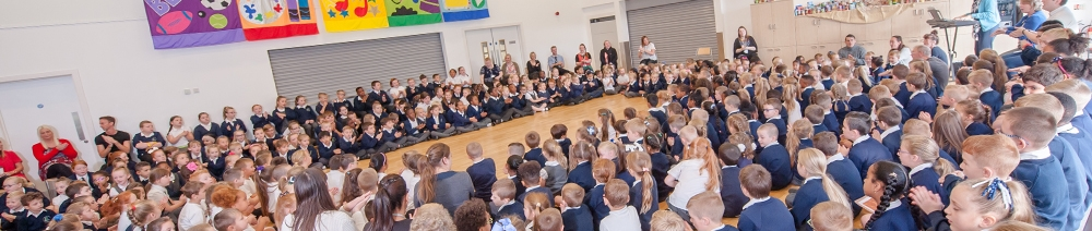 Assembly at Willow Tree Primary School